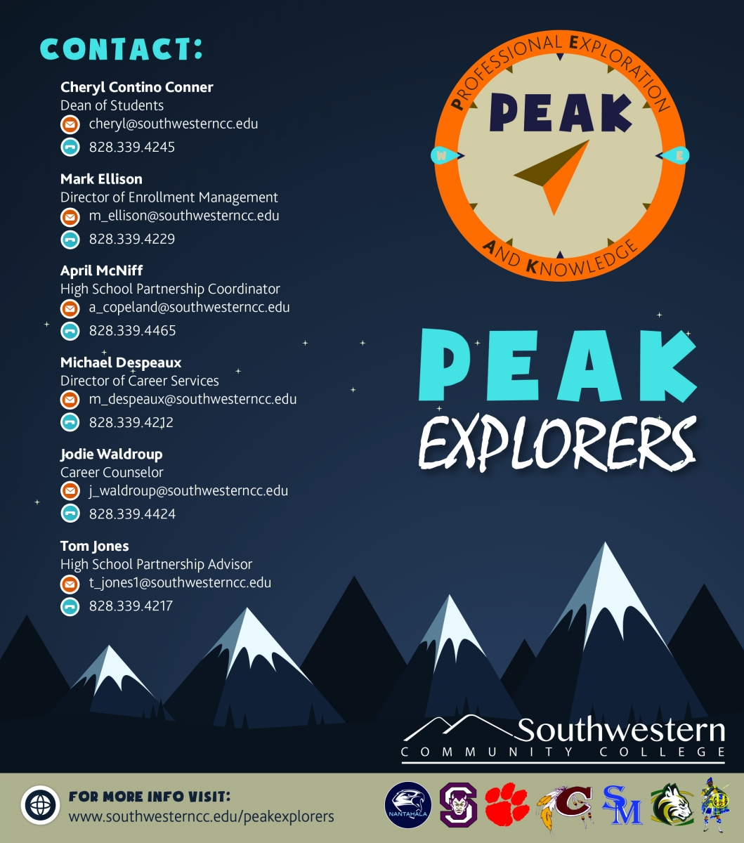 Peak Explorer Brochure